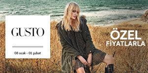 Gusto - Kadın Tekstil
