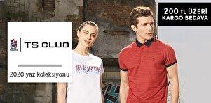 TS Club - Yeni Sezon Ürünlerle