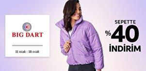 Bigdart - Kadın Tekstil - Sepette %40 İndirim