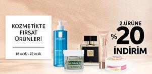 Kozmetikte Fırsat Ürünleri