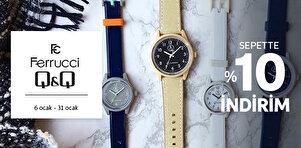 Q&Q & Ferrucci - Saat Koleksiyonu