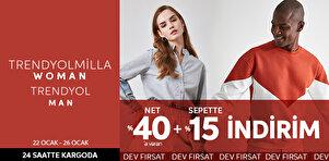 TRENDYOLMİLLA  & TRENDYOL MAN - Dev Fırsat