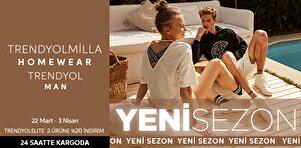 TRENDYOLMİLLA & TRENDYOL MAN - Homewear Yeni Sezon