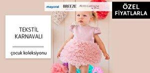 Tekstil Karnavalı - Çocuk & Bebek Koleksiyonu