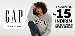 GAP - Kadın & Erkek & Çocuk Tekstil