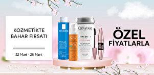 Kozmetikte Bahar Fırsatı