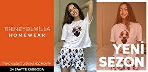 TRENDYOLMİLLA - Homewear Yeni Sezon