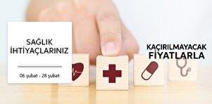 Tüm Sağlık İhtiyaçlarınız