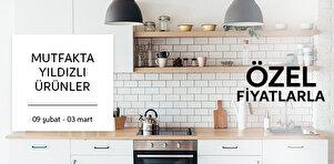 Mutfakta Yıldızlı Ürünler - Şubat