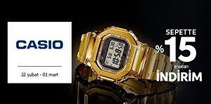 Casio Saat Koleksiyonu