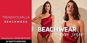 TRENDYOLMİLLA - Beachwear