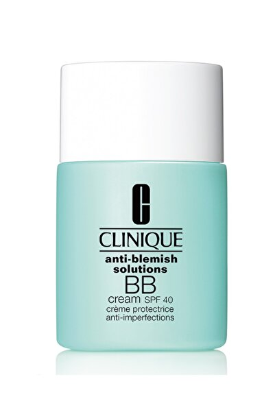 Clinique Akneli Ciltler için BB Krem - Anti Blemish Solutions BB Cream Spf 40 05 Deep 30 ml 020714694678