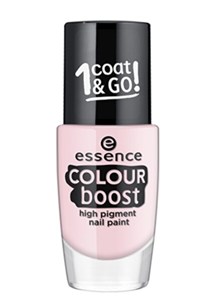 Essence Oje - Colour Boost Nail Paint No: 01 4251232235104