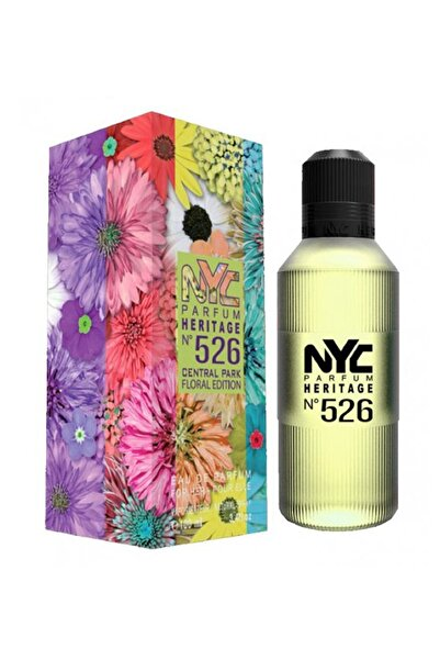 NYC Central Park Floral Edition No: 526 Edp 100 ml Kadın Parfümü 875990005263