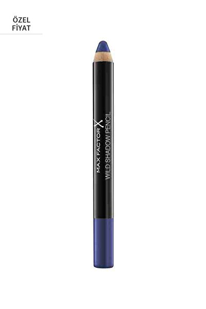 Max Factor Kalem Far - Wild Shadow Pencil 35 Bold Sapphire 4015600585501