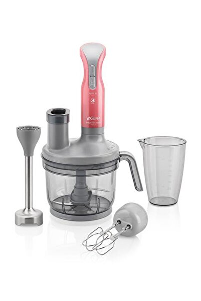 AR1048 Prostick 1500 Watt Multi Blender Seti - Mercan