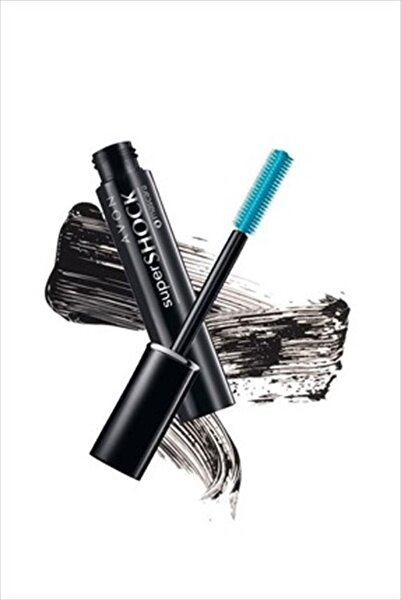 AVON Siyah Maskara - Super Shock Mascara Black 8681298932253