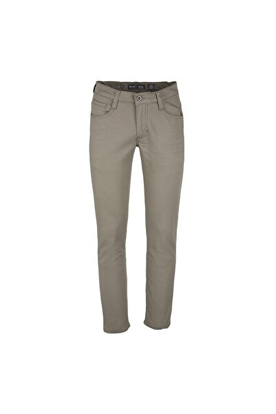 Mustang Erkek Oregon Slim Tapered Non-Jean Pantolon 01-M00117-366