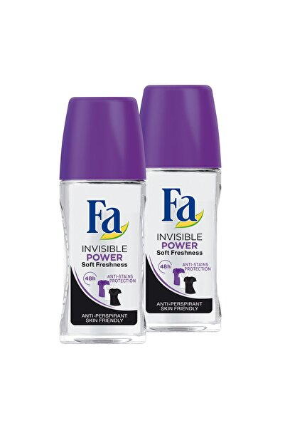 Fa Sport Invısıble Roll-On 50 ml x 2 Paket