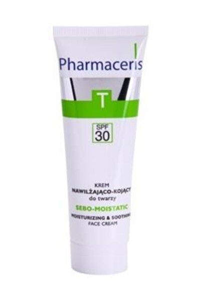 Pharmaceris Sebo Moistatic Spf30 Moisturizing Soothing Face Cream 50 ml