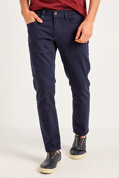 Mustang Erkek Oregon Slim Tapered Non-Jean PAntolon 01-M00117-560
