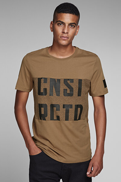 Jack & Jones T-shirt - Control Core Tee SS Crew Neck 12143125