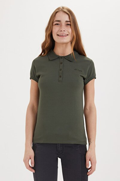 Lee Cooper Kadın Sugar Pike Polo Yaka T-Shirt 192 LCF 242014