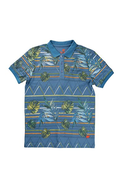 Bad Bear VERNAL PIQUE POLO AQUA