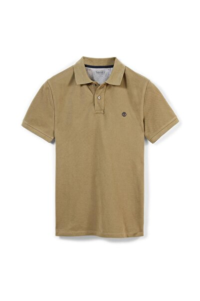 Timberland Erkek Ss Millers River Pique Slim Polo