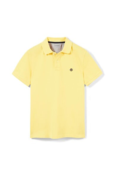 Timberland Millers River Pique Polo Yaka T-Shirt