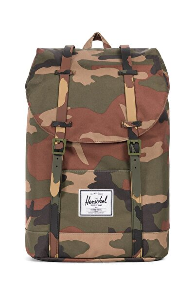 Herschel Supply Co. Herschel Supply Retreat Woodland Camo