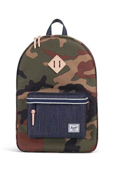 Herschel Supply Co. Herschel Supply Heritage Woodland Camo/dark Denim