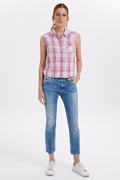 Loft Kadın Girlfriend Slim Fit Jean LF2009625