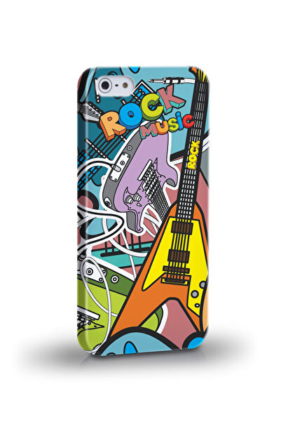 Biggdesign Rock Music iPhone 4/4S Kapak