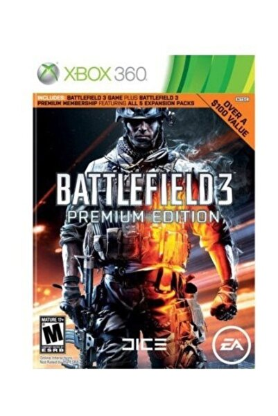 Electronic Arts Battlefield 3 Premium Edition Xbox 360