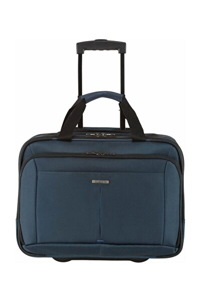 "Samsonite CM5-01-008 17.3"" Guard IT 2.0 Rolling Tote Notebook Çantası Mavi"