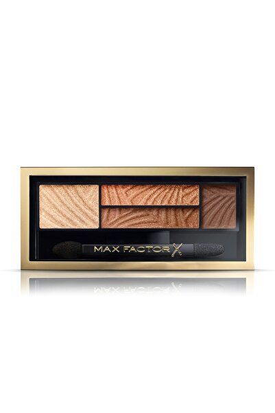 Max Factor 4'lü Far Paleti - Smokey Eye Drama Kit 03 Sumptuos Gold 4084500605527
