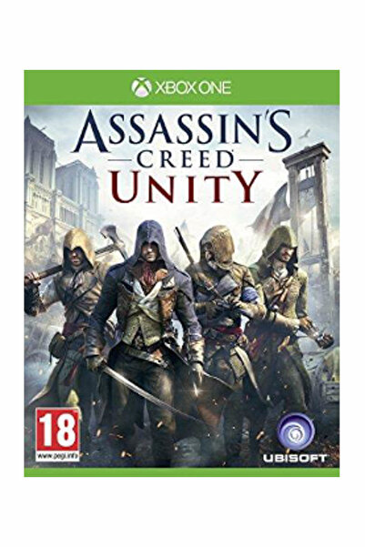 Ubisoft Xbox One Assassins Creed Unity