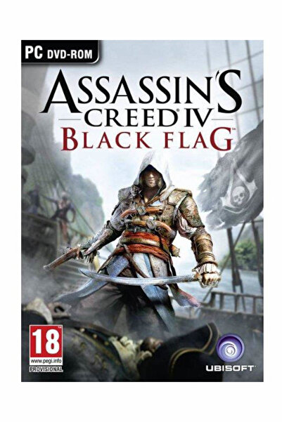 Ubisoft Pc Assassins Creed 4 Black Flag
