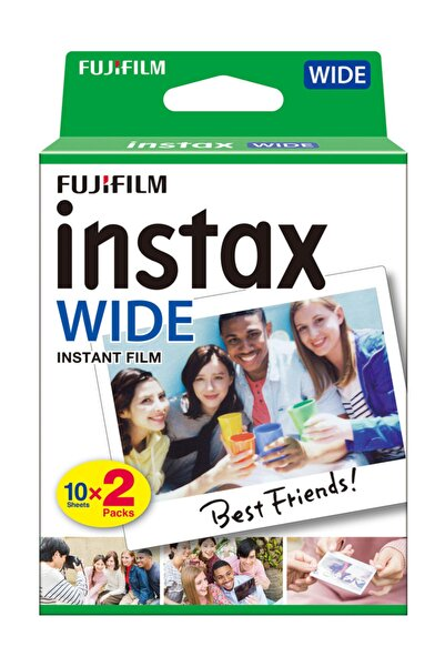 Instax Wide 20'li Film