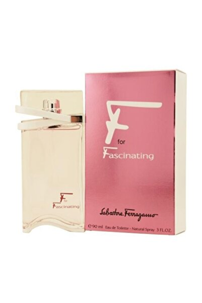 Salvatore Ferragamo For Fascinating Edt 90 ml Kadın Parfümü 8032529116537
