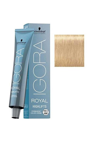 SCHWARZKOPF HAIR MASCARA Igora Royal Saç Boyası 10-4 Ultra Sarı Bej 60 ml 4045787355253
