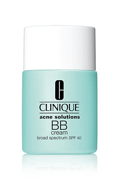 Akneli Ciltler için BB Krem - Anti Blemish Solutions BB Cream Spf 40 Light 30 ml 020714675820