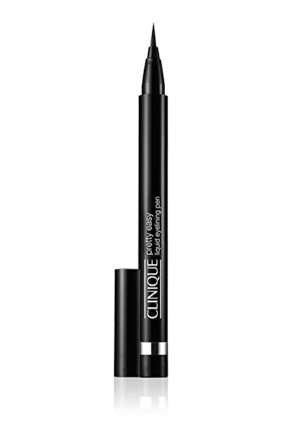 Clinique Likit Siyah Eyeliner - Pretty Easy Liquid Eyeliner 01 Black 2 ml 020714754082