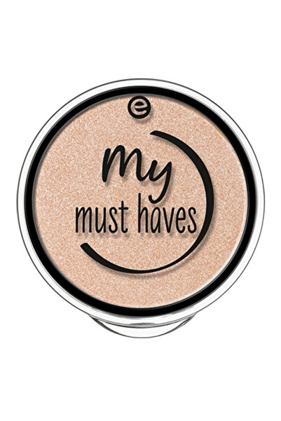 Essence My Must Haves Göz Farı 01 Go Goldie