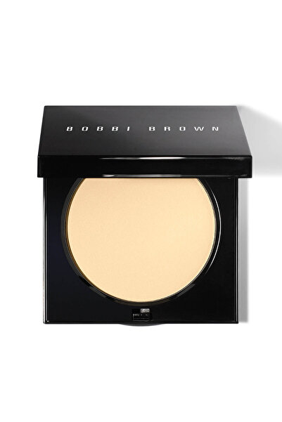 BOBBI BROWN Sıkıştırılmış Pudra - Sheer Finish Pressed Powder Pale Yellow 11 g 716170012537
