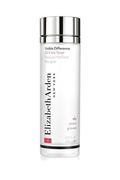 Elizabeth Arden Yağsız Temizleyici Tonik - Difference Oil Free Toner 200 ml 085805520724