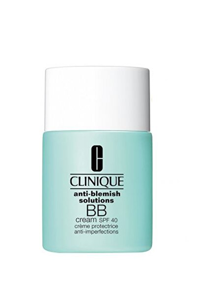 Clinique BB Krem - Anti Blemish Solutions BB Cream Spf 40 02 Light Medium 30 ml 020714694647