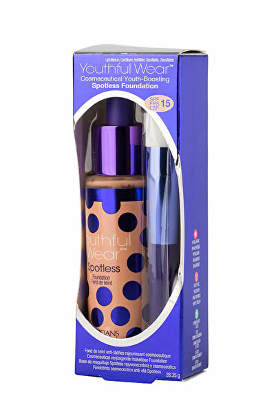 Physicians Formula Fondöten - Youthful Wear Foundation Light Medium 28.5 g 0044386069398