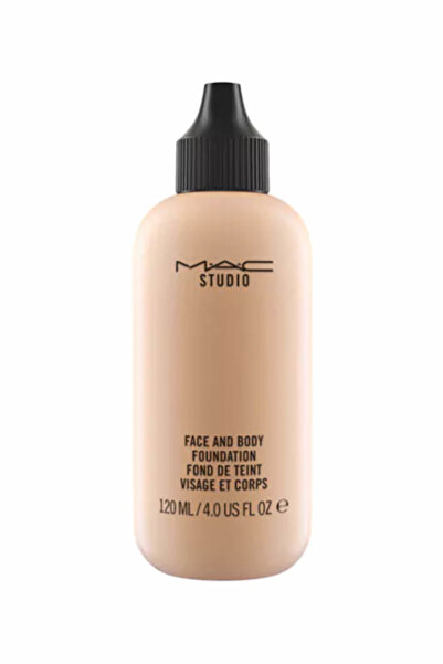 Fondöten - Studio Face and Body Foundation C1 120 ml 773602344802